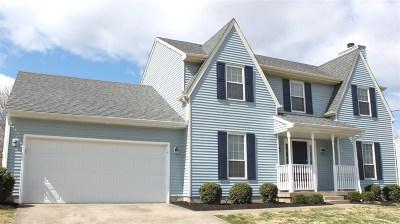 Elizabethtown Single Family Home For Sale: 1802 Lakewood Drive