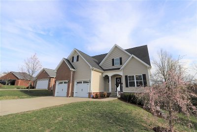 Meade County, Bullitt County, Hardin County Single Family Home For Sale: 702 Weston Drive