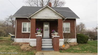 Radcliff  Single Family Home For Sale: 2028 S Dixie Boulevard