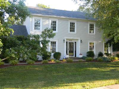 Elizabethtown  Single Family Home For Sale: 415 Willow Creek Drive