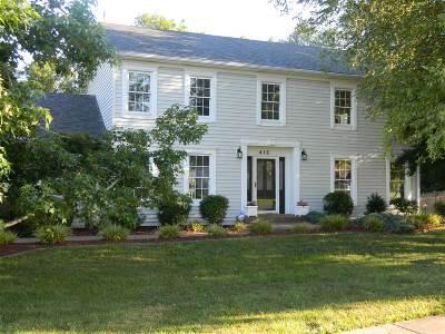 Meade County, Bullitt County, Hardin County Single Family Home For Sale: 415 Willow Creek Drive
