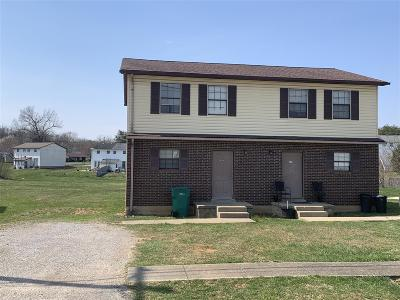 Radcliff KY Multi Family Home For Sale: $102,000