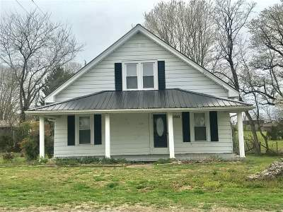 Campbellsville Single Family Home For Sale: 5919 Saloma Road