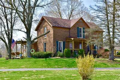 Meade County Single Family Home For Sale: 643 Molly Brown Road