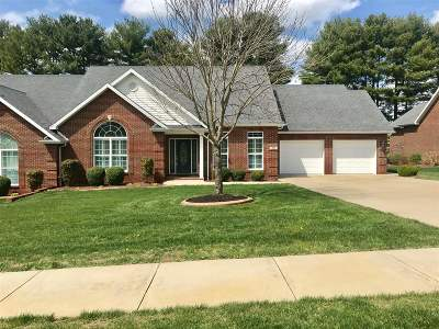 Campbellsville Single Family Home For Sale: 211 Fairway Drive