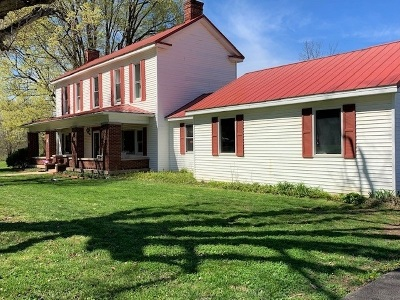 Vine Grove Single Family Home For Sale: 4020 Vine Grove Road