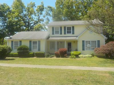 Radcliff  Single Family Home For Sale: 162 Skyline Drive