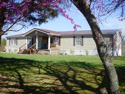 Columbia Single Family Home For Sale: 1894 Keltner Mell Ridge Road