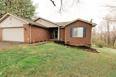 Campbellsville Single Family Home For Sale: 120 Mayfield Drive