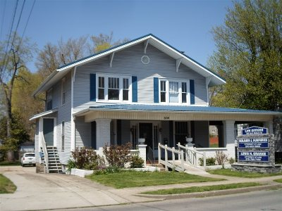 Elizabethtown Commercial For Sale: 306 N Mulberry
