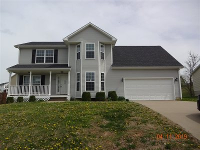 Meade County, Bullitt County, Hardin County Single Family Home For Sale: 225 Riley Way