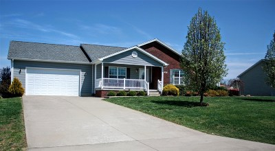 Rineyville Single Family Home For Sale: 41 Collinbrook