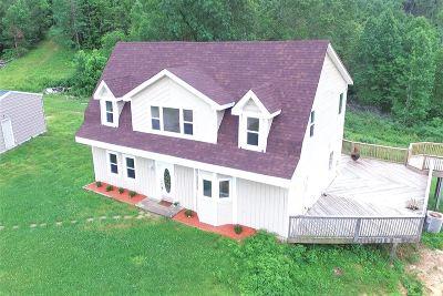 Hardin County Single Family Home For Sale: 2027 Yates Chapel Road