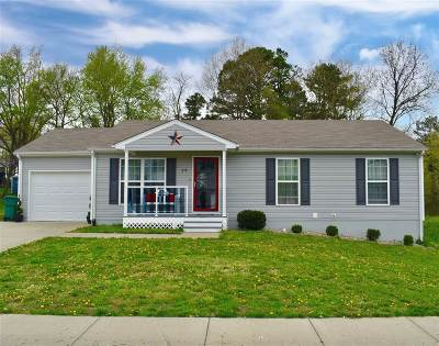 Elizabethtown Single Family Home For Sale: 219 Ivy Pointe Drive