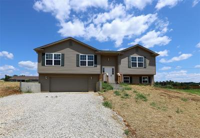 Meade County, Bullitt County, Hardin County Single Family Home For Sale: 96 Red Hawk Drive