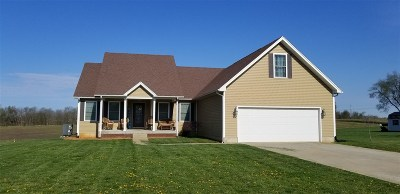 Meade County, Bullitt County, Hardin County Single Family Home For Sale: 142 Adirondack Court