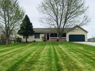 Bardstown Single Family Home For Sale: 1007 Royal Oaks Drive