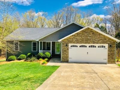 Meade County, Bullitt County, Hardin County Single Family Home For Sale: 356 Mockingbird Road