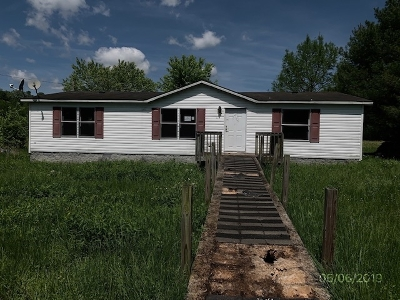 Campbellsville Single Family Home For Sale: 6150 Liberty Road