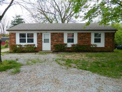 Elizabethtown Single Family Home For Sale: 305 Diecks Drive