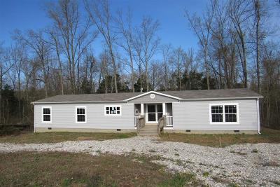 Meade County, Bullitt County, Hardin County Single Family Home For Sale: 1552 Bratcher Lane