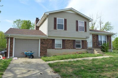 Radcliff Single Family Home For Sale: 1271 Senate Circle