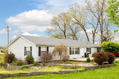 Meade County, Bullitt County, Hardin County Single Family Home For Sale: 710 Hobbs Reesor Road