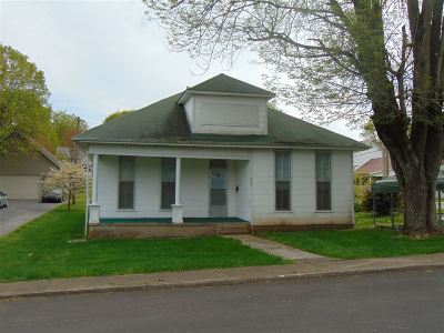 Hart County Single Family Home For Sale: 209 Maple Street