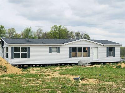 Meade County, Bullitt County, Hardin County Single Family Home For Sale: 14661 Salt River Road