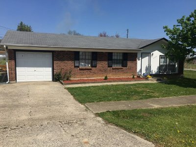Radcliff KY Single Family Home For Sale: $83,000