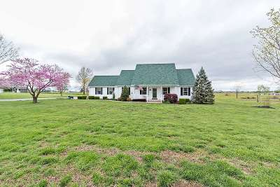 Breckinridge County Single Family Home For Sale: 270 Tules Creek Road
