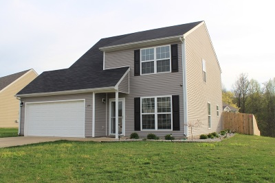 Meade County, Bullitt County, Hardin County Single Family Home For Sale: 220 Blossom Lane