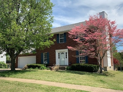 Elizabethtown Single Family Home For Sale: 1909 Lakewood Drive