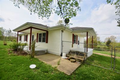 Hart County Single Family Home For Sale: 3835 Aetna Furnace Road