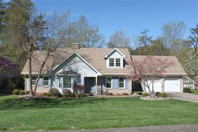 Elizabethtown Single Family Home For Sale: 412 Red Bud Drive