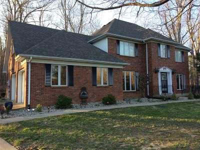 Elizabethtown Single Family Home For Sale: 76 W Whispering Pine Way