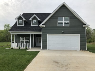 Vine Grove Single Family Home For Sale: 116 Shirley Boulevard