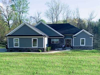 Elizabethtown Single Family Home For Sale: 258 Rippling Creek Place