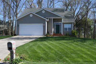 Elizabethtown Single Family Home For Sale: 80 E Mossy Creek Court
