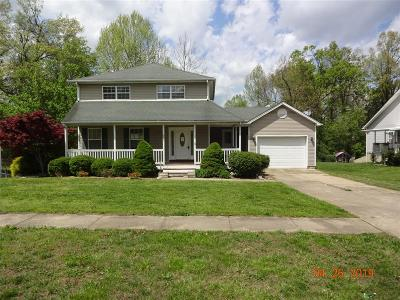Radcliff  Single Family Home For Sale: 975 Woods Hollow Drive