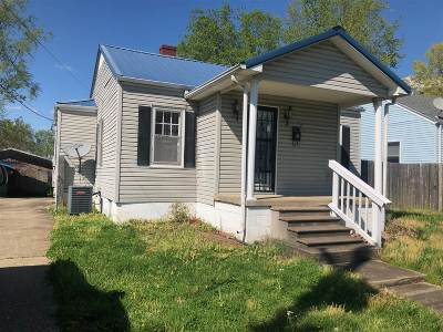 Hodgenville Single Family Home For Sale: 209 S Greensburg Street