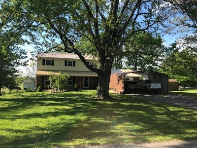 Campbellsville Single Family Home For Sale: 858 Red Fern Road