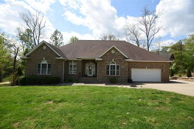 Elizabethtown Single Family Home For Sale: 2608 Stonemill Drive