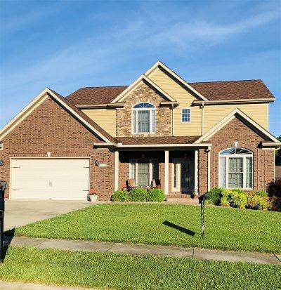 Elizabethtown Single Family Home For Sale: 722 Vanderbilt Drive
