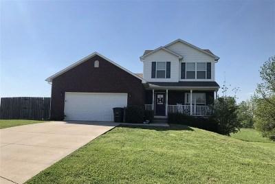 Elizabethtown Single Family Home For Sale: 610 Autumn Ridge Drive