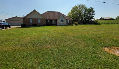 Campbellsville Single Family Home For Sale: 2765 Old Greensburg Road