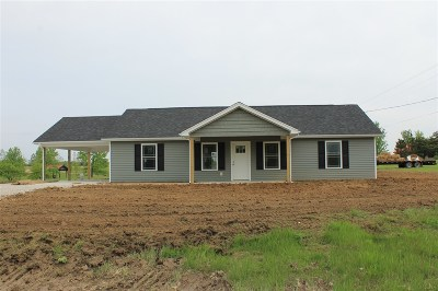 Meade County Single Family Home For Sale: 100 Old Barr Farm Road