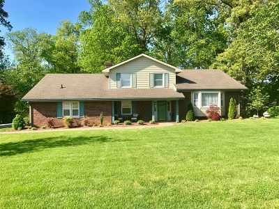 Campbellsville Single Family Home For Sale: 1309 Bambridge Lane
