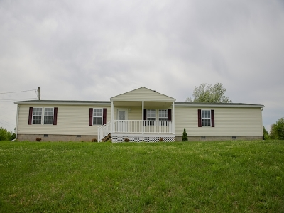 Meade County Single Family Home For Sale: 158 Meadowvale Court