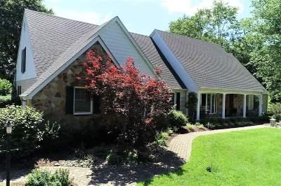 Elizabethtown  Single Family Home For Sale: 2411 Locust Grove Road